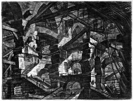 Piranesi, cárceles imaginarias